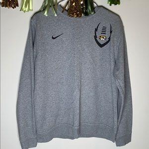 Nike | Mizzou Sweatshirt | Size Large
